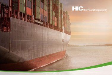 Containerschiff HIC GmbH